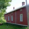 Punainen vanha talo